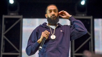 Nipsey Hussle's Estate Is Being Sued Over His Song 'Hussle & Motivate'