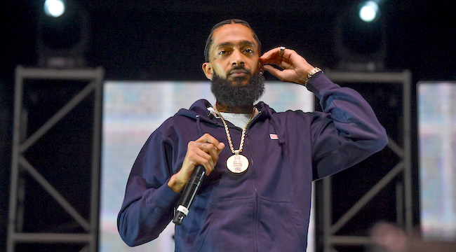 Nipsey Hussle's Estate Is Being Sued Over His Song 'Hussle