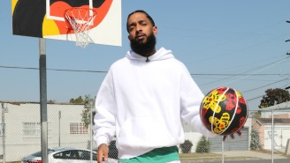 Rep. Karen Bass Commemorated The Life Of Nipsey Hussle On The House Floor