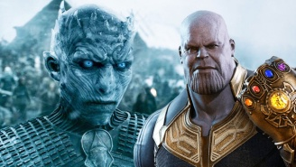 So, Is There A Tiny Chance That The Night King Could Defeat Thanos In A Battle?