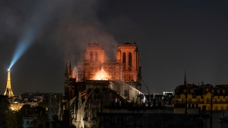 Listen To Parisians Sing 'Ave Maria' In Honor Of The Burning Notre Dame Cathedral