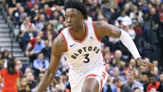 Raptors Forward OG Anunoby Is Expected To Miss At Least Two Weeks After An Appendectomy