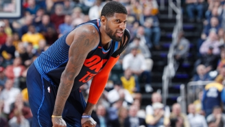 The Thunder Reportedly Traded Paul George To Avoid Having A 'Disgruntled Star'