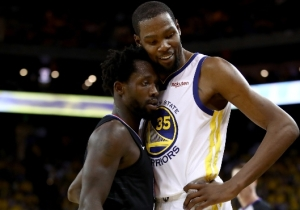 Lou Williams And Patrick Beverley Praised Kevin Durant After His 50-Point Night