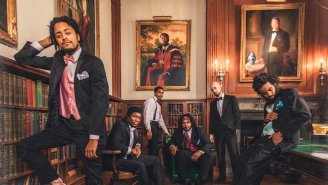 Listen To Pivot Gang's Solid Group Debut Album, 'You Can't Sit With Us,' Here