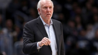 Gregg Popovich Is Reportedly Expected To Sign A Three-Year Contract With The Spurs
