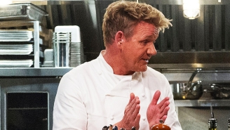 A Review Of Gordon Ramsay's Newest Restaurant Has Sparked Conversation About 'Food Appropriation'