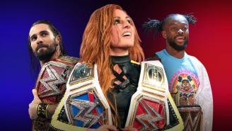 WWE Raw Superstar Shake-Up Open Discussion Thread 4/15/19