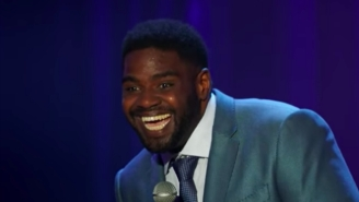 Ron Funches Won't Pull Punches At The Roast Of Ric Flair