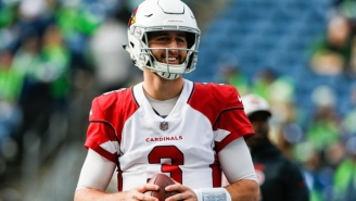 Josh Rosen Told Cardinals Fans They're 'Getting A Hell Of A Player In Kyler Murray'