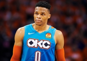 The Thunder Reportedly Thought The 'Clock Was Ticking' On Russell Westbrook Before The Paul George Trade