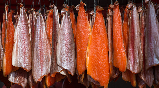 Where To Find The Best Smoked Salmon In Washington State