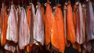 In Search Of The Perfect Smoked Salmon On Washington's Highway 101