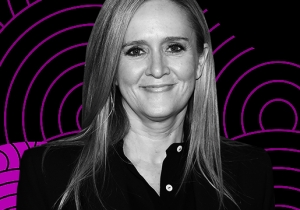 Samantha Bee Has No Desire To Talk To Donald Trump, Ever