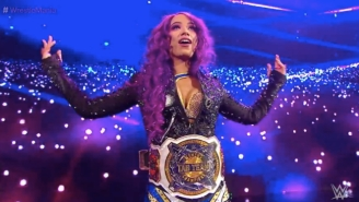Sasha Banks Reportedly Tried To Quit WWE At WrestleMania