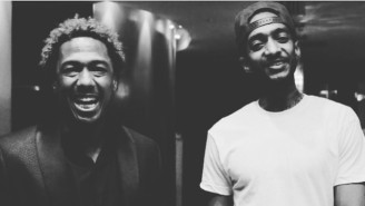 Nick Cannon Vows 'Responsibility' To Finish Nipsey Hussle's Dr. Sebi Documentary