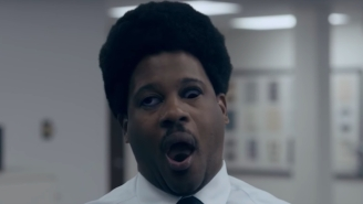 Open Mike Eagle And Danny Brown Get 'Unfiltered' In A Surreal New Clip From 'The New Negroes'