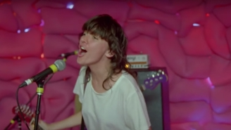 Courtney Barnett's 'Everybody Here Hates You' Video Is A Trip Inside The Singer's Anxious Brain