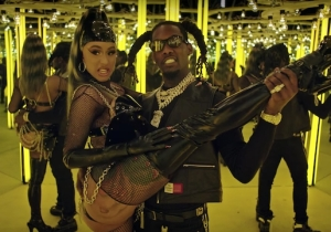 Offset And Cardi B's 'Clout' Video Is A Sultry Hall Of Mirrors