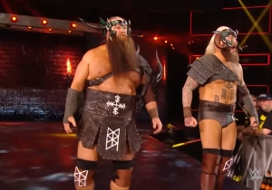 The Viking Experience Is Over As WWE Changes War Raiders' Names Again