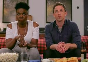 Seth Meyers And Leslie Jones Will Watch 'Game Of Thrones' In A Special Episode Of 'Late Night' This Week