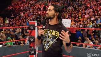 "Seth Rollins Called Brock Lesnar ""An Industry Killer"""