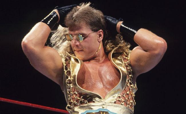 Life Size Cutout Shawn Michaels Fists