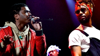 Smino And Earthgang's Hoopti Tour Took LA To Outer Space With Their Freaky, Pro-Black Funk