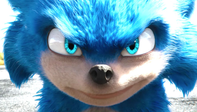 Sonic S Human Teeth In Sonic Trailer Is Causing Distress