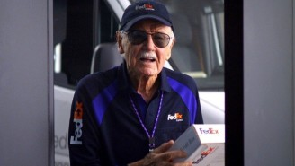 Marvel Is Putting Together A Behind-The-Scenes Video Highlighting All Of Stan Lee's MCU Cameos