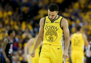 The Warriors Don't Seem Worried In The Slightest By The Blazers