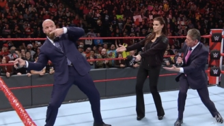 Triple H And Stephanie McMahon Talked About Vince McMahon's Role In WWE And How Far They Plan Ahead