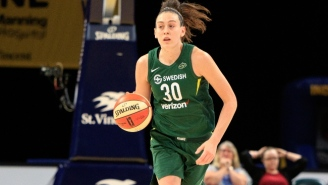 Breanna Stewart Is Expected To Miss The 2019 WNBA Season After Suffering A Ruptured Achilles