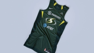 The WNBA Released Its New Uniforms Ahead Of Wednesday's Draft