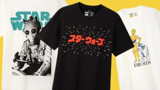 UNIQLO Is About To Drop Their New Star Wars Capsule Collection