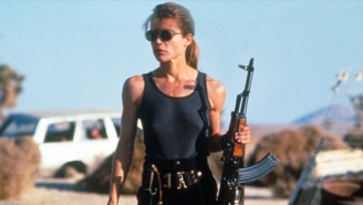 Linda Hamilton Thinks The 'Terminator' Movies Without James Cameron Are 'Very Forgettable'