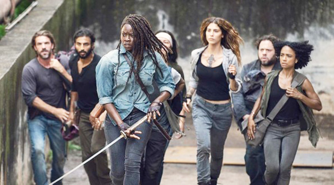 The Reality Behind The 'Record-Low Ratings' For 'The Walking