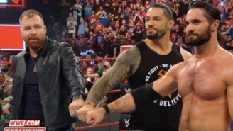 The Shield United One Last Time After Raw Went Off The Air
