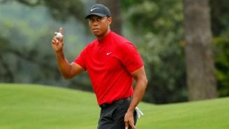 Tiger Woods' Masters Win Earned A Bettor In Las Vegas $1.2 Million