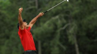 Serena Williams, Tom Brady And The Rest Of The Sports World Loved Watching Tiger Woods Win The Masters