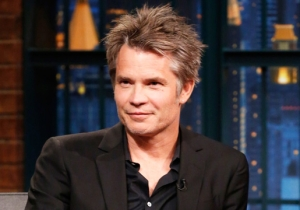 Timothy Olyphant Was A Failed Stand Up Comedian Before He Was A Star