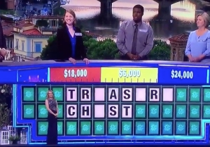 A 'Wheel Of Fortune' Contestant Lost A Puzzle Because He Forgot What A Vowel Is