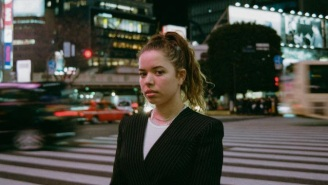 Nilüfer Yanya's 'Baby Blu' Video Is A Whirlwind Trip Through Tokyo