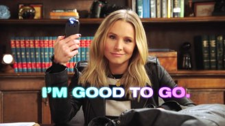 Kristen Bell Prepares For Frat Bros And Flashers In Hulu's 'Veronica Mars' Teaser