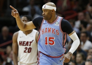 Vince Carter Will Reportedly Return To The Atlanta Hawks For A Record 22nd NBA Season
