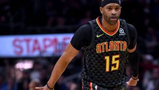 Vince Carter Will Call Wednesday's Hawks Game Against The Sixers