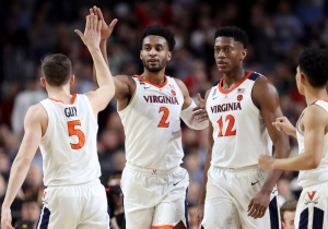 Virginia Won The National Title Over Texas Tech In OT, Redeeming Last Year's Historic Loss