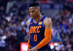The NBA's MLK Day Slate Will Reportedly Include Russell Westbrook Facing The Thunder