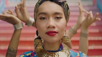 Yuna Honors Her Malaysian Roots In The Video For Her Lush Pop Single 'Forevermore'