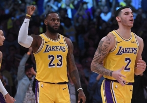 Lonzo Ball Says LeBron James 'Knows I'd Love' To Be In 'Space Jam 2'